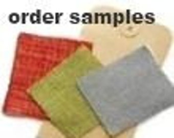Order Fabric Samples - FREE Shipping