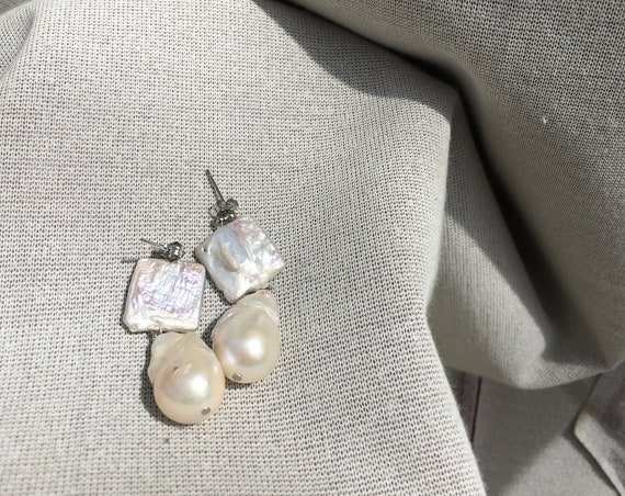 Nobya Pearl Earrings