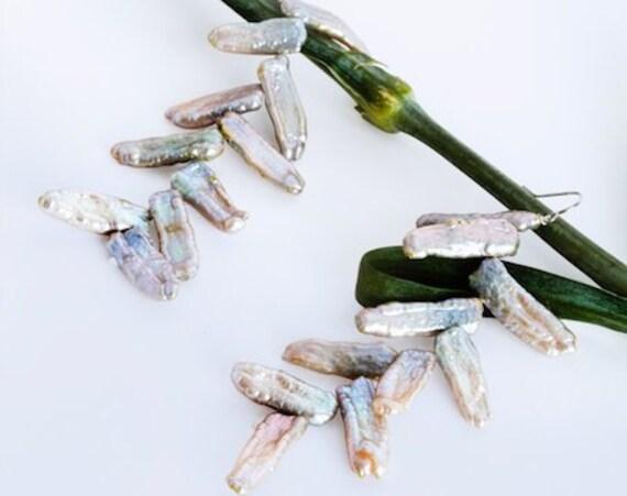 Tinik Pearl Earrings