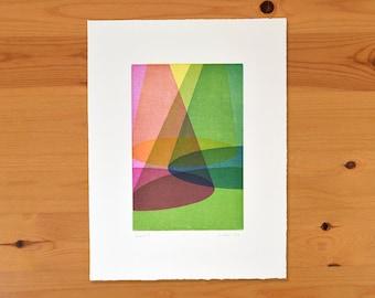 Quartet I, Original Intaglio Print