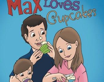 Max Loves Cupcakes