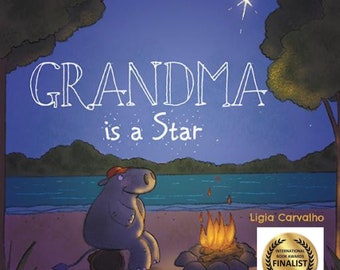 Grandma is a Star - a book about grief for kids