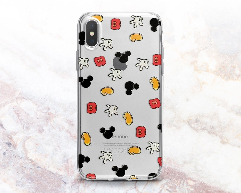coque mikey iphone x