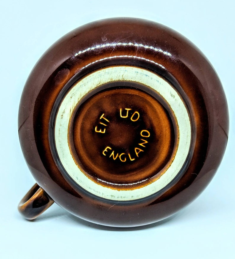 hot soup kitchenalia, Vintage soup mugs kitchen retro soup bowl EIT