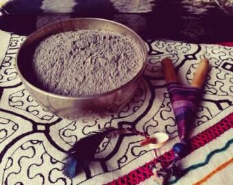 Rapé Ceremonial Shamanic Snuff 10 - 60g (Hapeh, Ayahuasca), Yawanawa Tsunu / Grey + Moy, Kaxinawa (Huni Quin) + Kaxinawa Mint, Apurina Verde