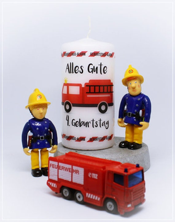 Birthday Candle Fire Brigade