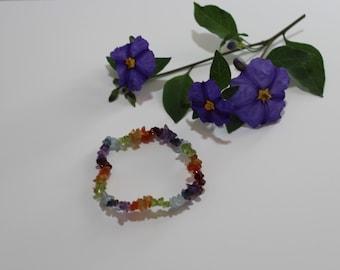 Reiki Infused Healing Chakra Bracelet