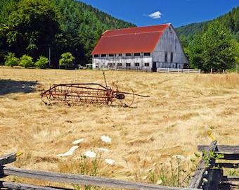 Willamette Valley Barn