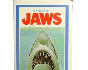 Very RARE JAWS 1984 Video Movies Series Sticker