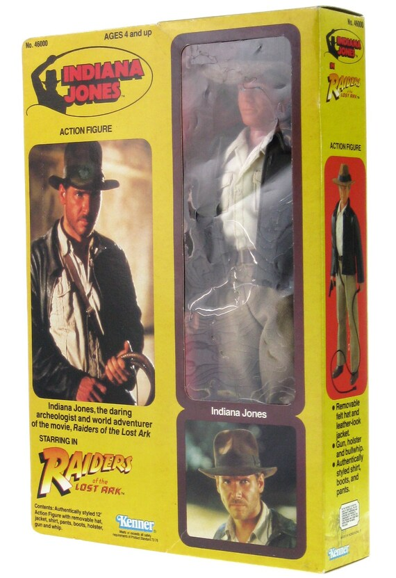 """rare 3.75/""""Indiana Jones Raiders of the Lost Ark Action figure Toys /& Accessories"""