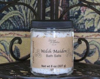 Welsh Maiden Bath Salts