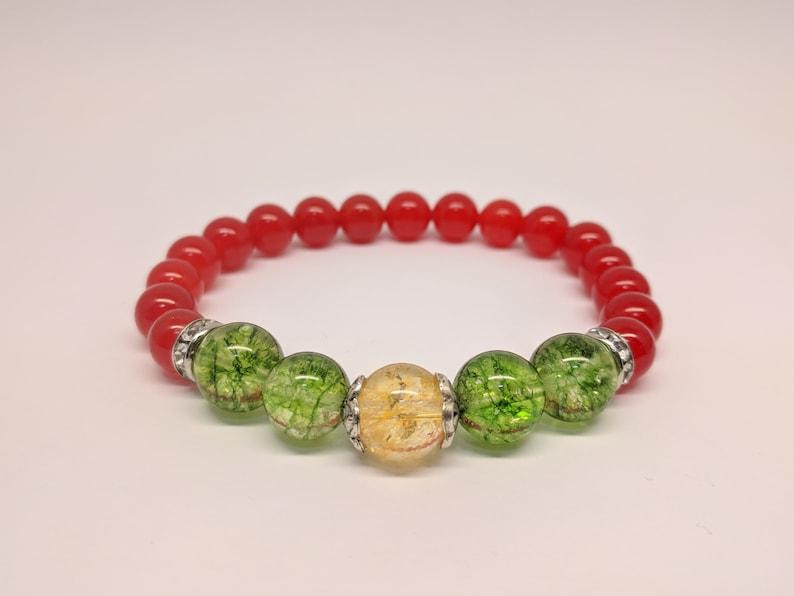 Peridot Bracelet,Peridot Bracelets 10mm,Olivine Bracelets,Prosperity Bracelet Peridot And Citrine,Carnelian Bracelet,Fertility Bracelet,gift