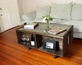 Wine crate furniture Etsy