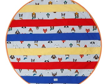 Pooches Play Mat
