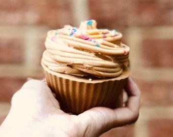 Custom cupcake soap