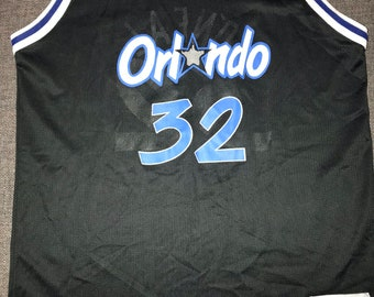 0c0514e087b Champion 90 s Youth Orlando Magic Shaquille Oneil Jersey
