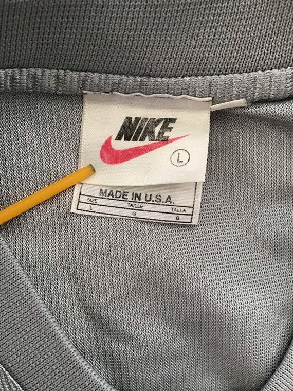 Vintage Nike Mesh Jersey Shirt - image 3