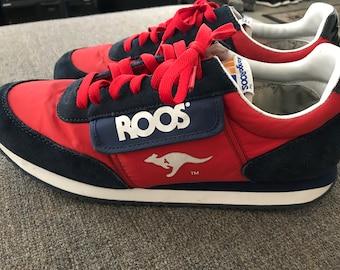 80's Men's  Roos Sneakers