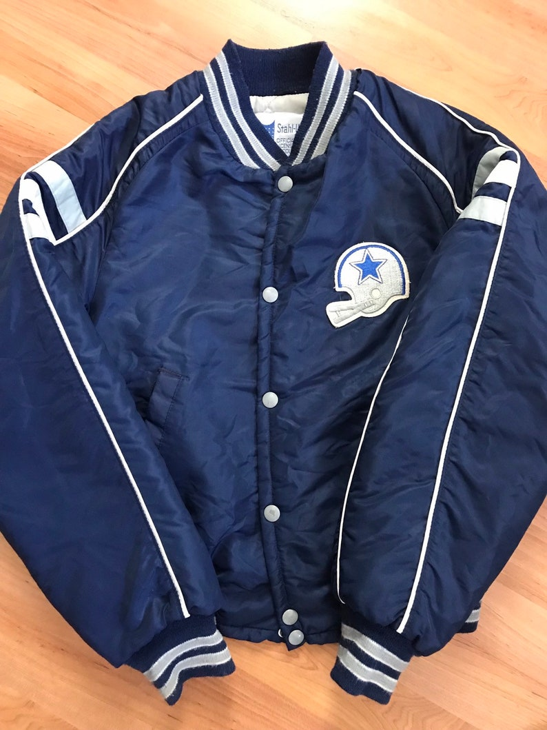 innovative design 101cc a6a8c Late 70's Dallas Cowboys Youth Jacket