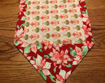 Cheery Floral Table Runner for Home Decor