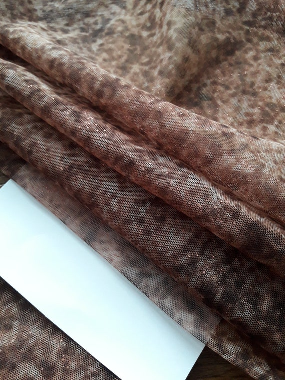 "Sold Per Yard Tobacco Washed 1//4/"" Italian Leather Lacing"