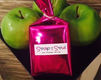 Soap For The Soul Pink Himalayan Salt Soap