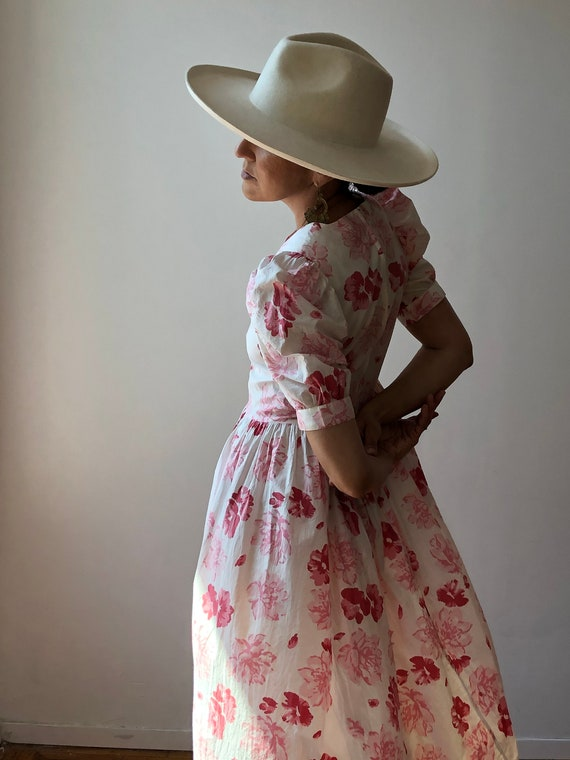 Vintage Laura Ashley Floral Sundress | Laura Ashle