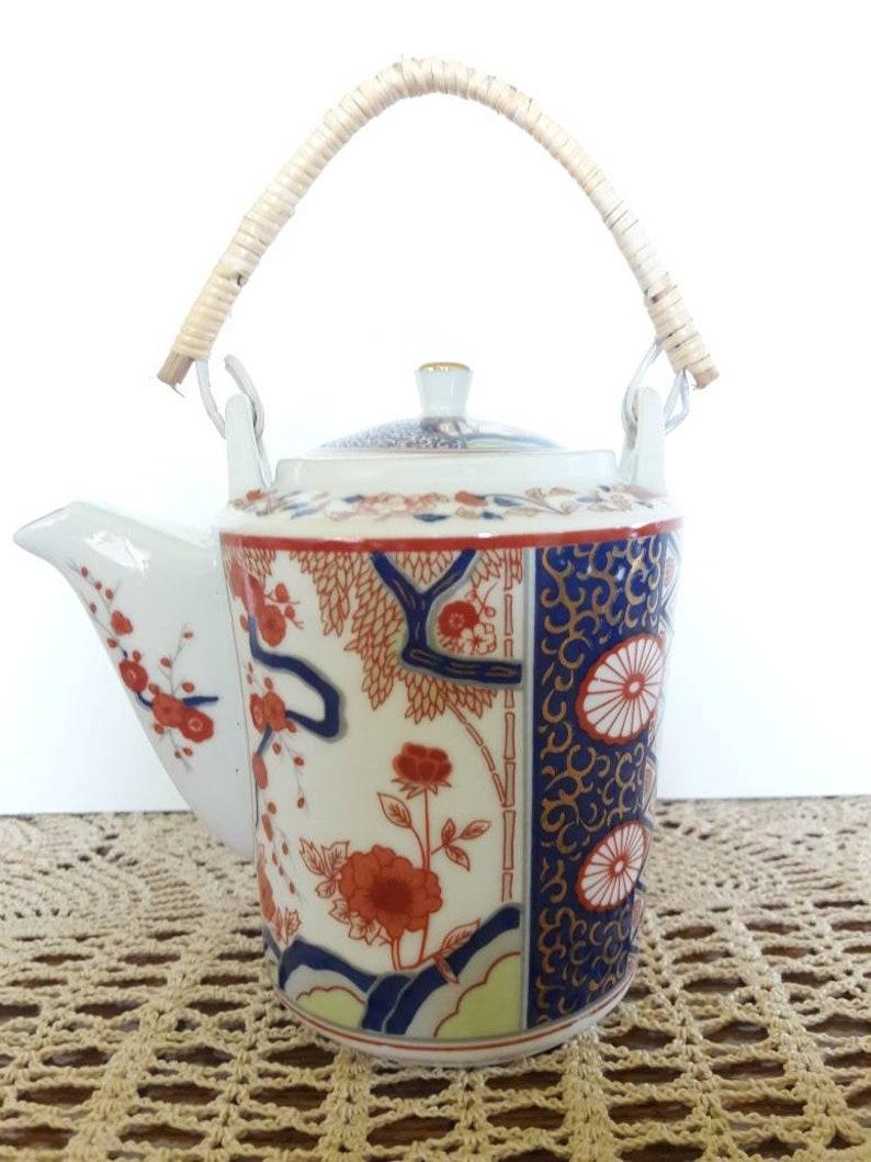 Vintage 1960/'s Chinese Tea Set