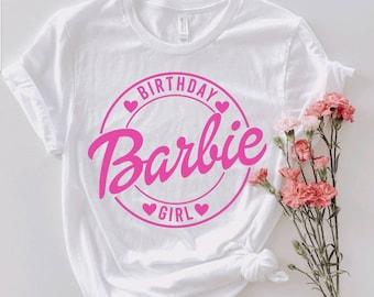 Lets go barbie, birthday girl, Barbie Logo, Barbie SVG for Cricut, Barbie SVG font, Barbie svg pink, Barbie Party, Barbie Decorations,
