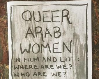 Queer Arab Women Zine