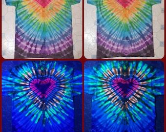 Heartthrob- XL Tie Dye