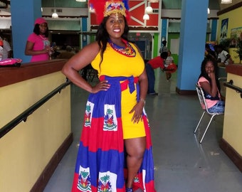 Haitian cape