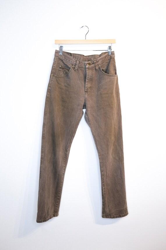 Jeans Wrangler sable - Wrangler sand wash Jeans