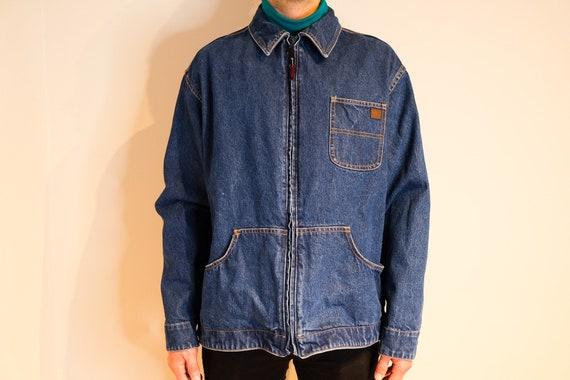 Wrangler rugged denim jacket - Sturdy Wrangler Den