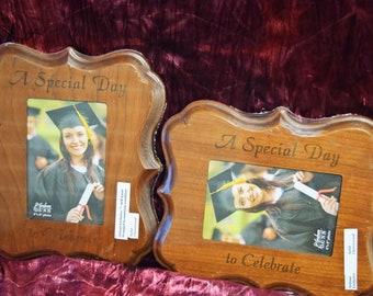 Frame-Cherry Wood-Graduation