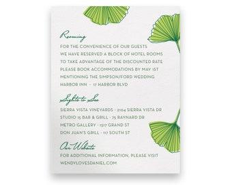 Garden Enclosure Card/Wedding Invitation Suite/Wedding Invites/Invitation Suites/Green/Script/Floral/Greenery/Summer/Spring