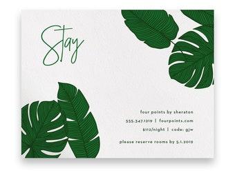 Greenery Enclosure Card/Greenery Wedding Invitation Suite/Wedding Invites/Greenery Invitation Suites/Garden Wedding/Garden Invitations