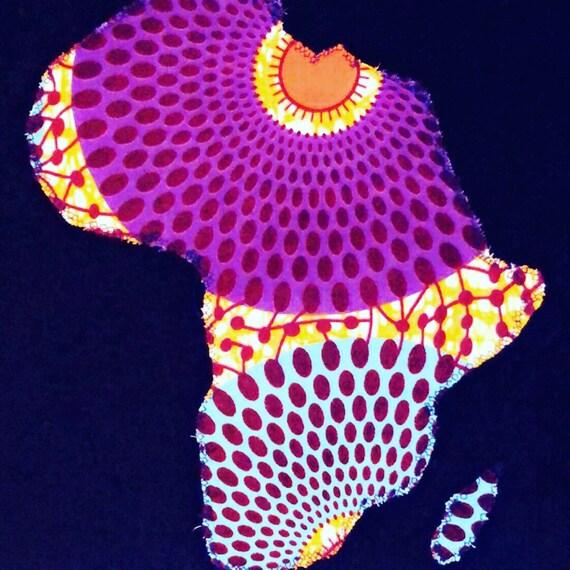 Ankara African Tees