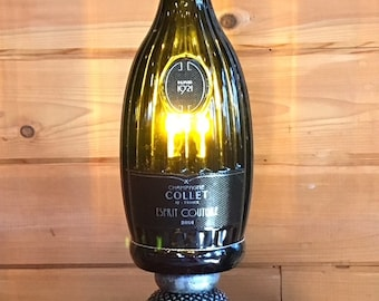 Colet Champagne Bottle Bar Light