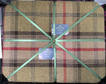 tweed French memory / note boards