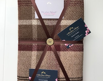 Tweed French Memory / note board
