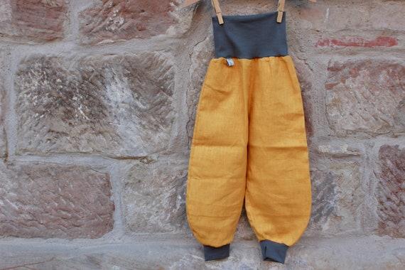"""Dawanda /""""Anker/"""" Neu Gr 56-164 Pumphose Sweat mit Taschen Unikat,handmade"""