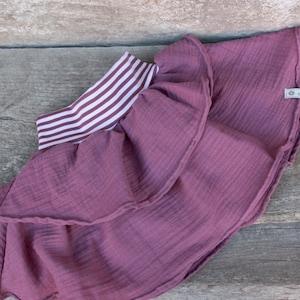 Girl Muslin Step Skirt Old Violet Kids *** Desired Size *** Summer Princess Handmade