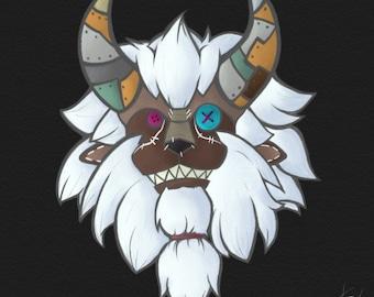 Lynel from Legend of Zelda
