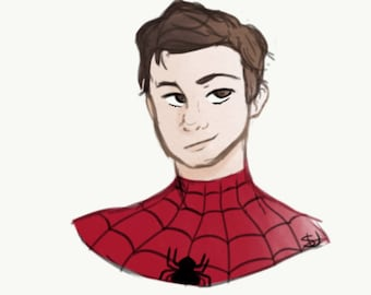 Peter Parker - Spider-man