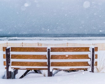 Winter in the Hamptons