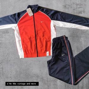 Deadstock petite large Southwest Inspired Windbreaker with tags Turquoise Geometric Track Jacket New Mexico Arizona MediumLarge