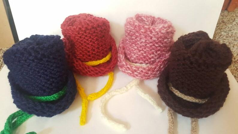 85d5acbf7 Infant Cowboy Hat/Brimmed Hat with String
