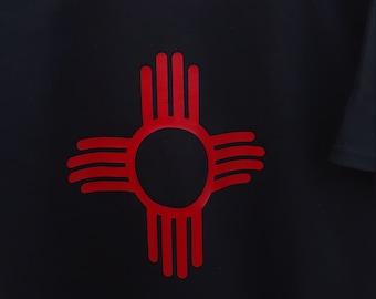 Zia Sun Symbol tshirt