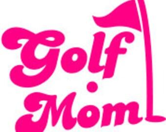 Golf mom